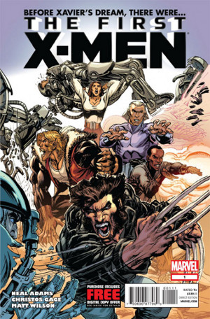 The First X-Men #01