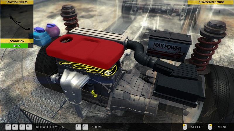 Car Mechanic Simulator 2014 Game