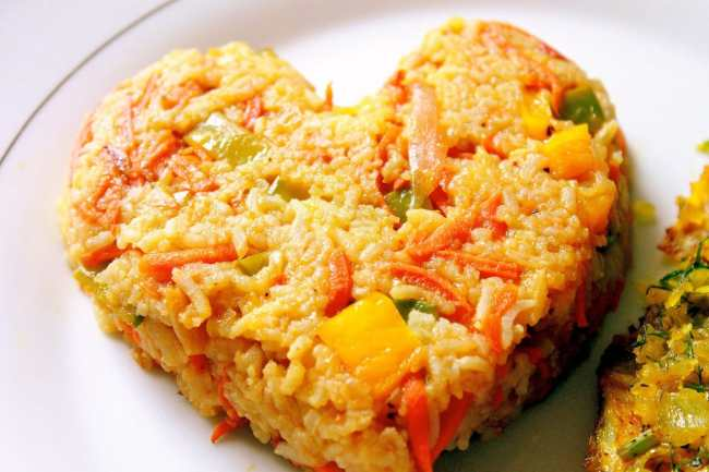 Fish Fry with Fried Rice 1