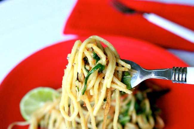 Mushroom Noodle 2
