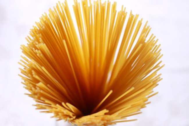 Lemon Spaghetti 1