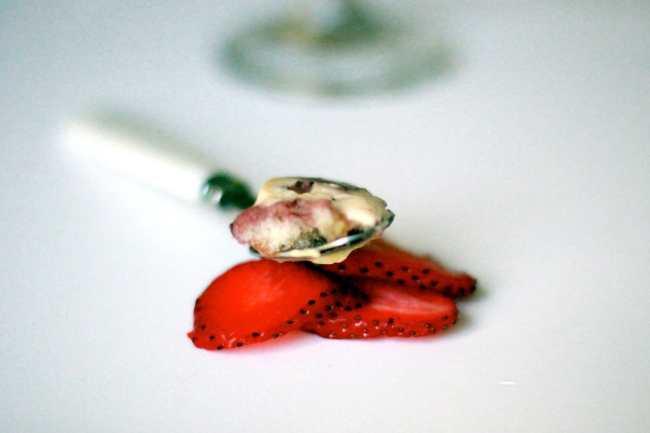 Strawberry Tiramisu 1