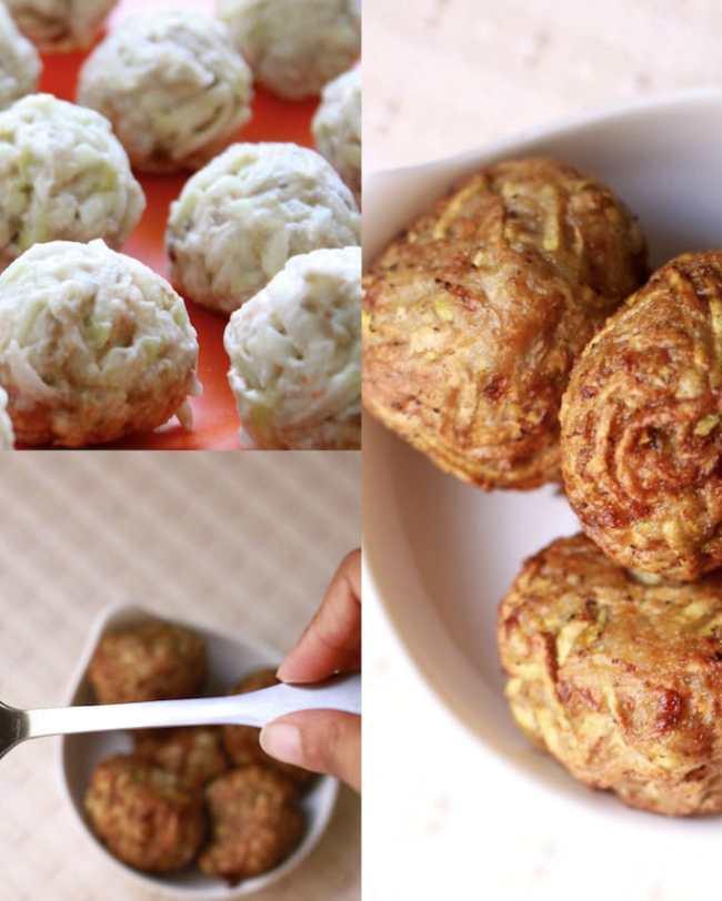 Lauki Kofta (Bottle Gourd Dumplings) 3