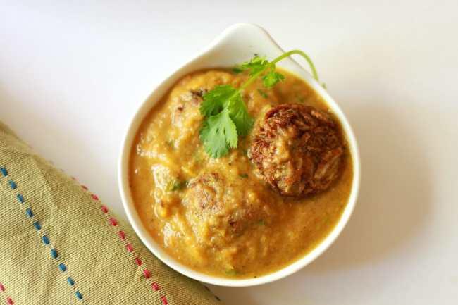 Lauki Kofta (Bottle Gourd Dumplings) 4