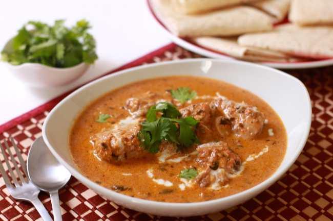 Butter Chicken/Murgh Makhani 2