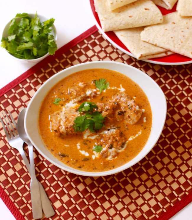 Butter Chicken/Murgh Makhani 1
