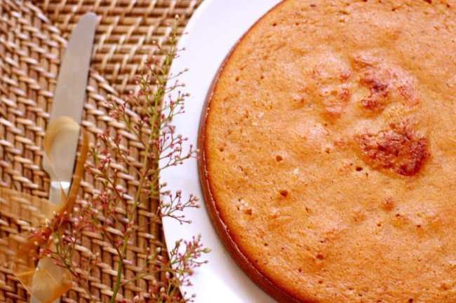 Pineapple Ginger Cake 2