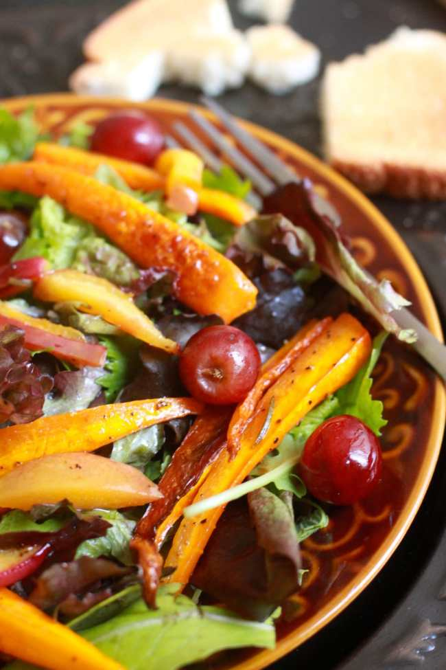 Colorful Seasonal Salad 5