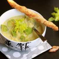 zucchini soup 5