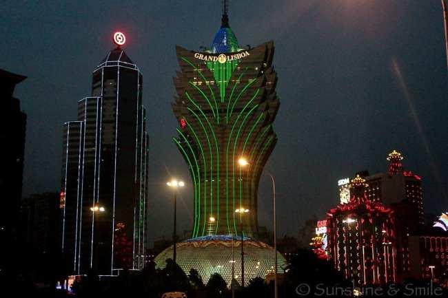 A trip to Hong Kong and Macau 1