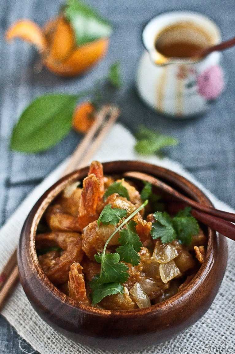 Orange Shrimp 7
