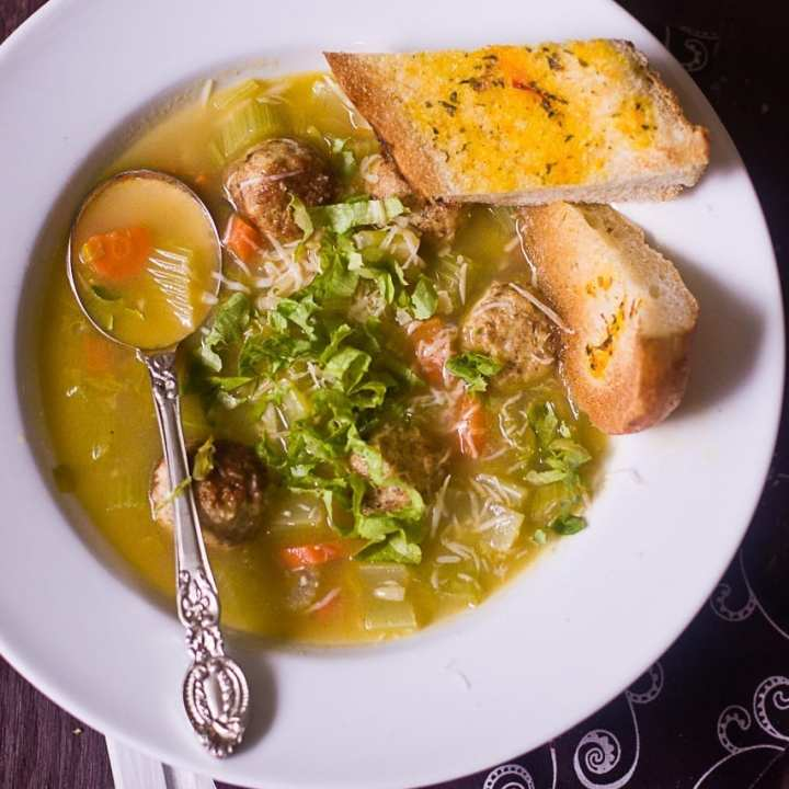 chicken and orzo soup 5