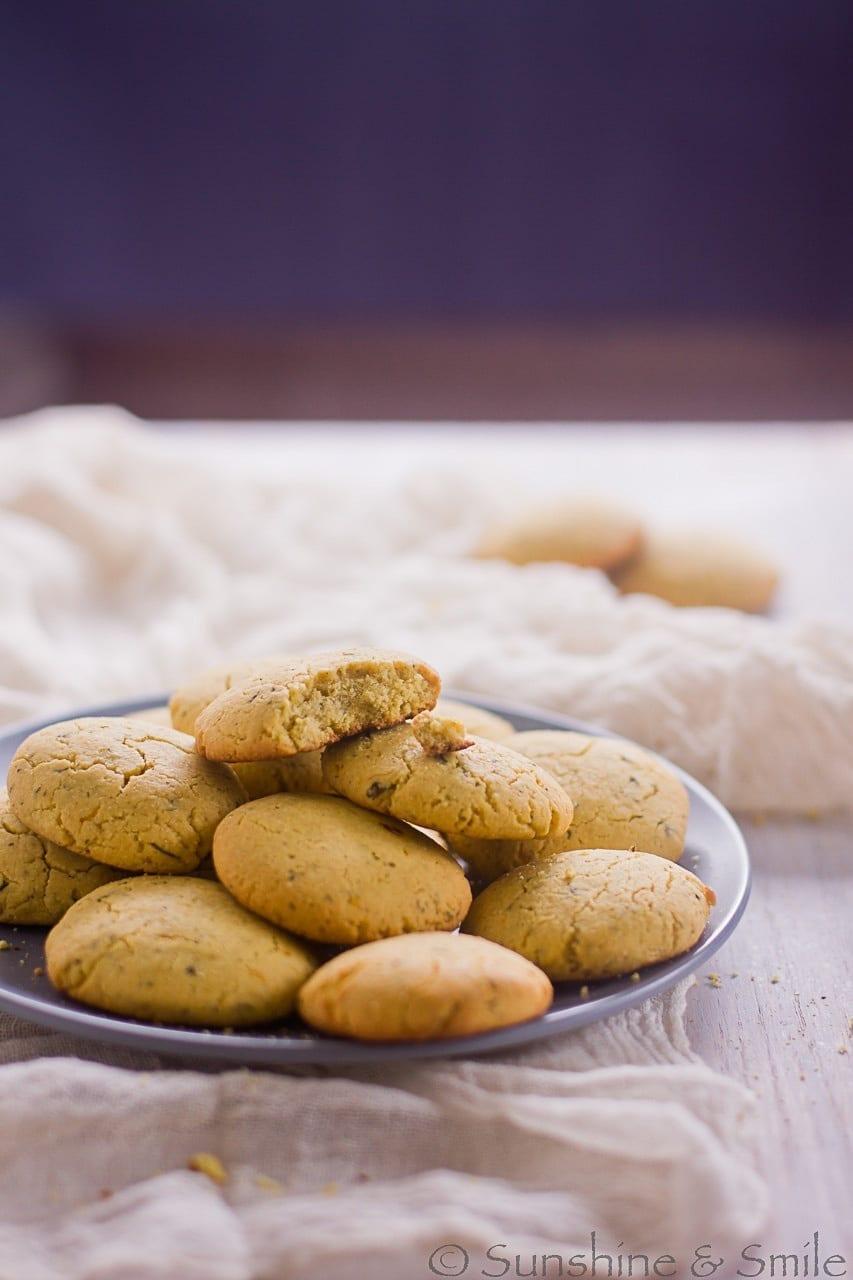 Citrus and Saffron Cookies 4