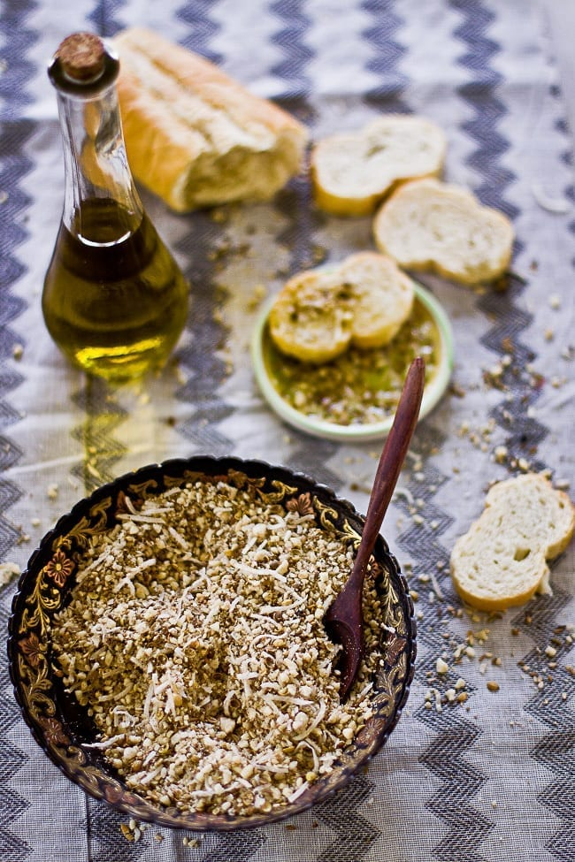 Dukkah - Middle Eastern Spice Mix 5