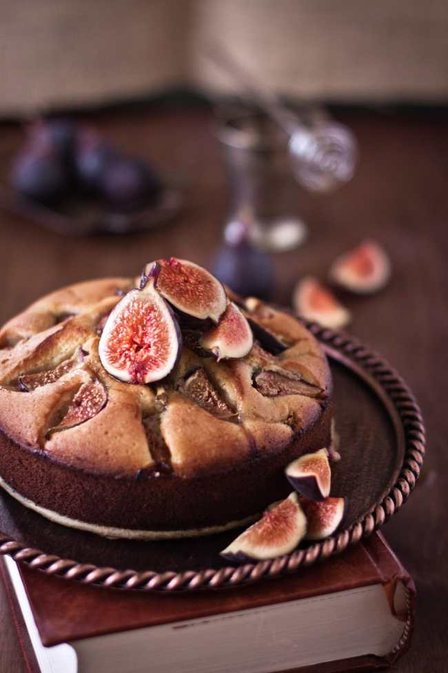 Honeyed Fig Cake 3