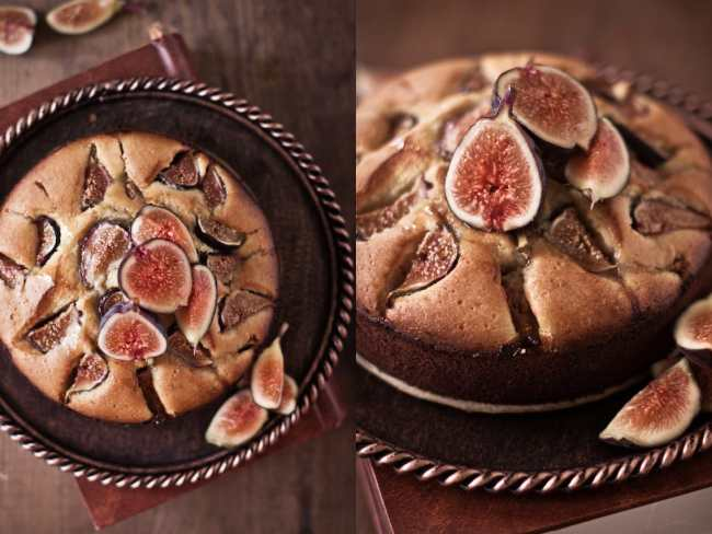 Honeyed Fig Cake 4