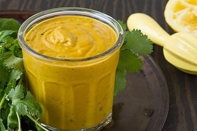 Curried Sweet Potato Sauce