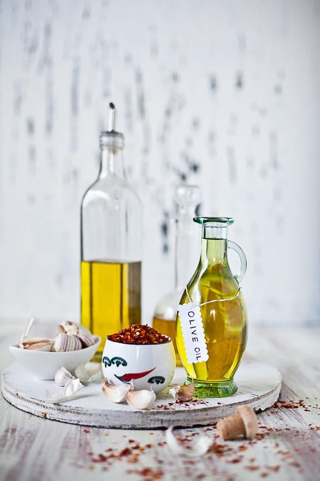 Making Garlic Chili Oil | Sunshine and Smile