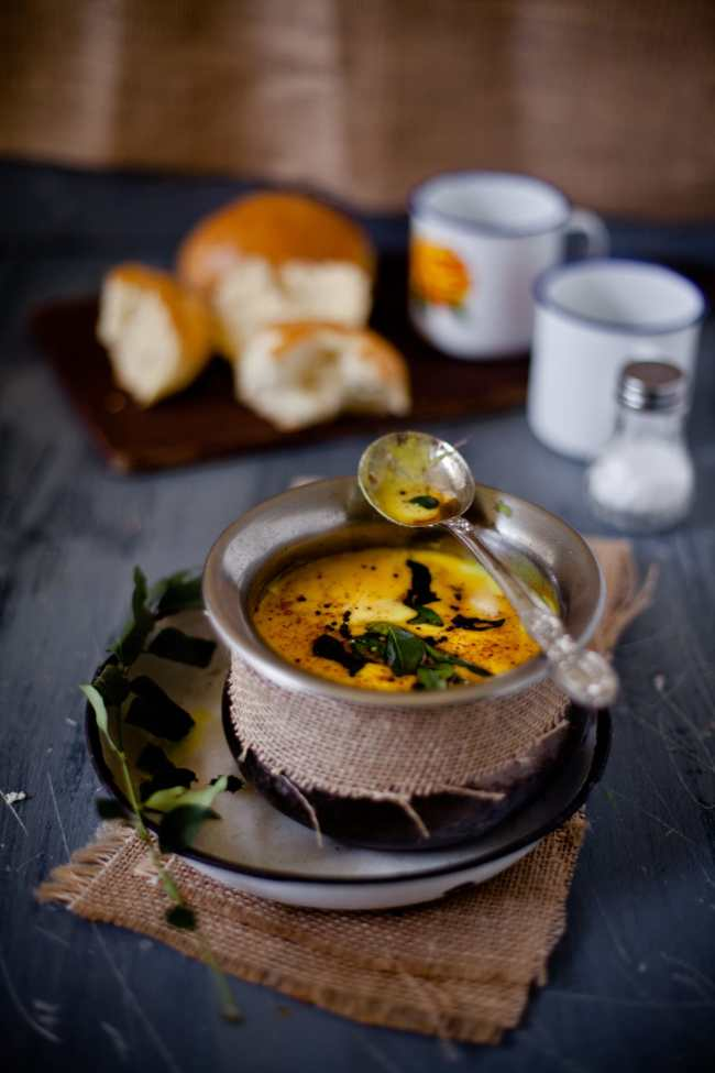 Chickpea Yogurt Soup 2