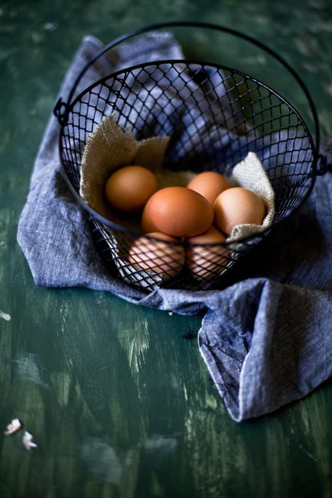 Eggs for Coconut Egg Curry | Playful Cooking