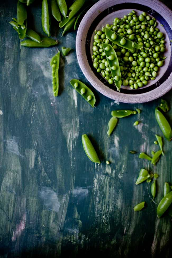 Fresh Peas | Playful Cooking