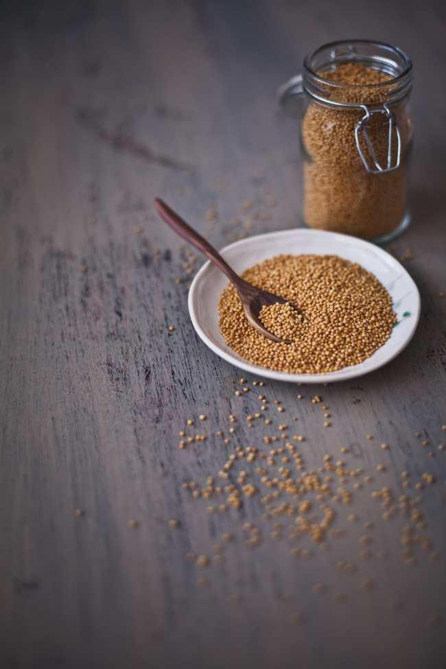 Mustard Seeds | Playful Cooking