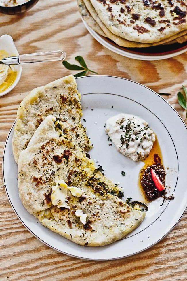 Aalu Methi Naan | Playful Cooking