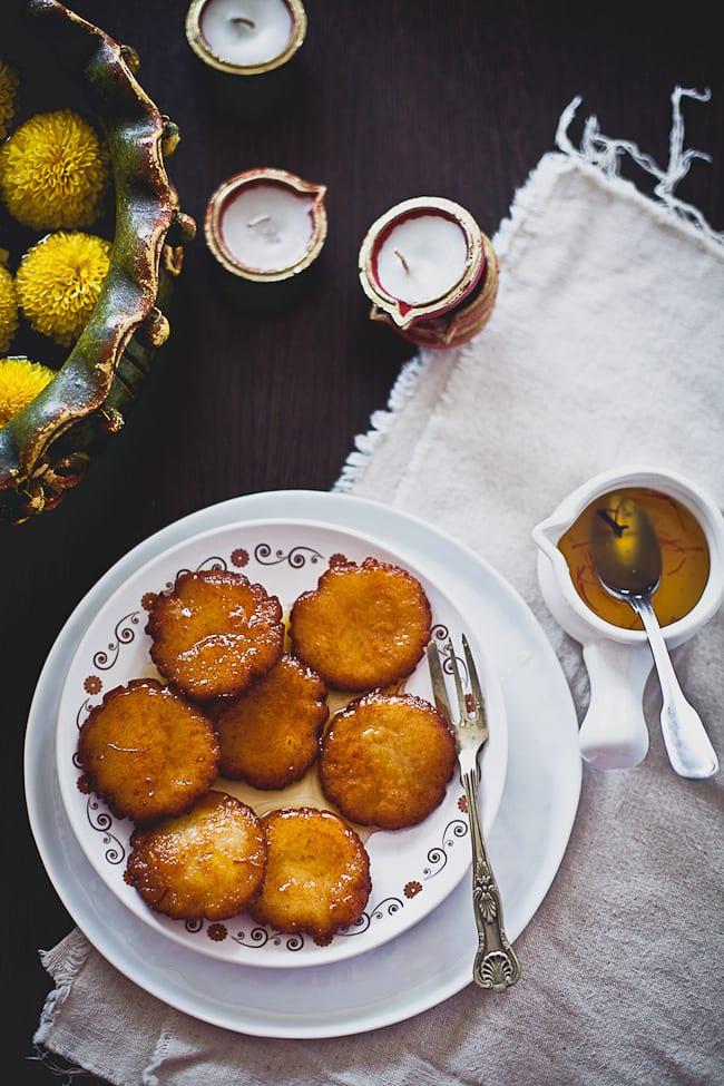 Chena Malpua | Playful Cooking