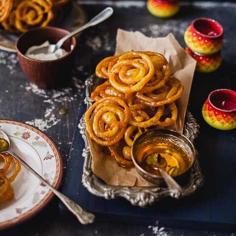 Jalebi | Playful Cooking