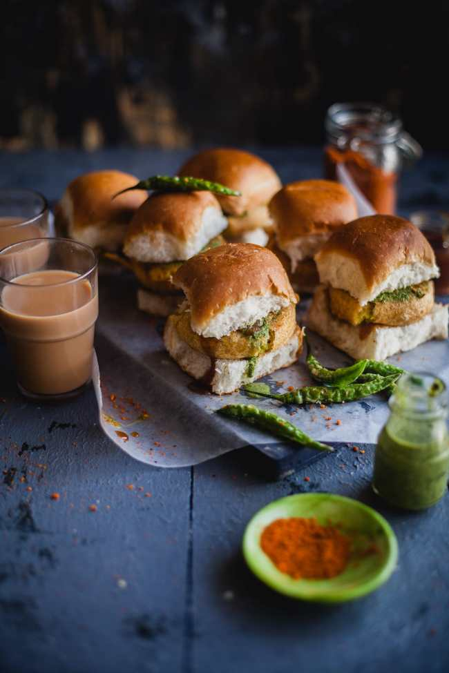 Vada Pav |Playful Cooking