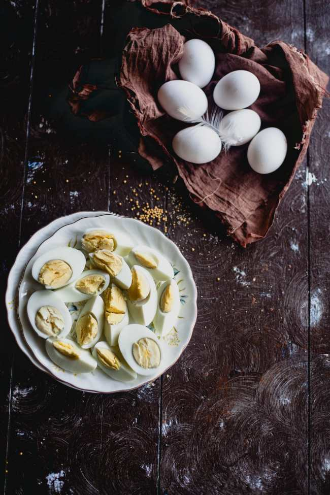 Dim Shorshe (Creamy Mustard Egg Curry)   Playful Cooking