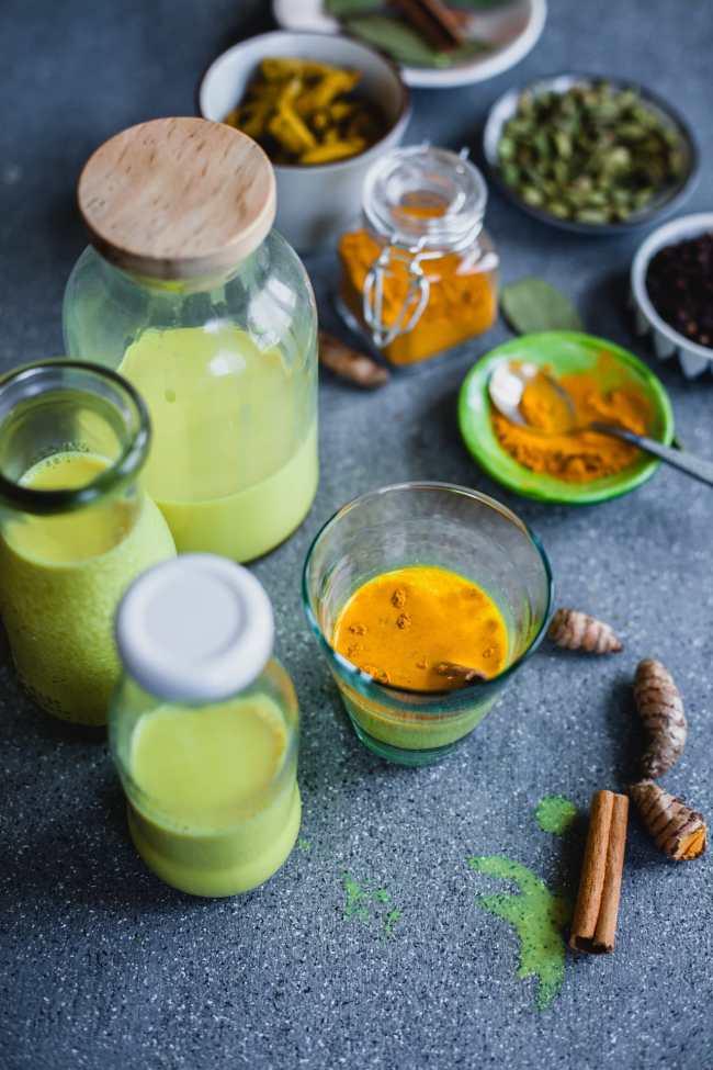 Haldi Doodh (Turmeric Milk)   Playful Cooking