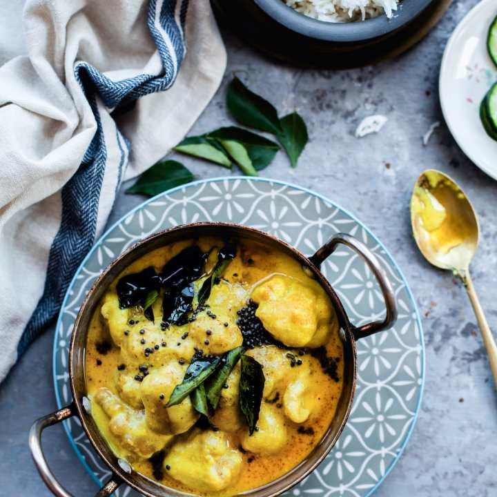 Kadhi Pakoda   Playful Cooking