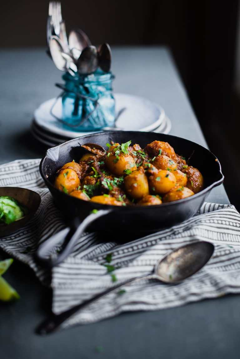 Bengali Aloo Dum | Playful Cooking