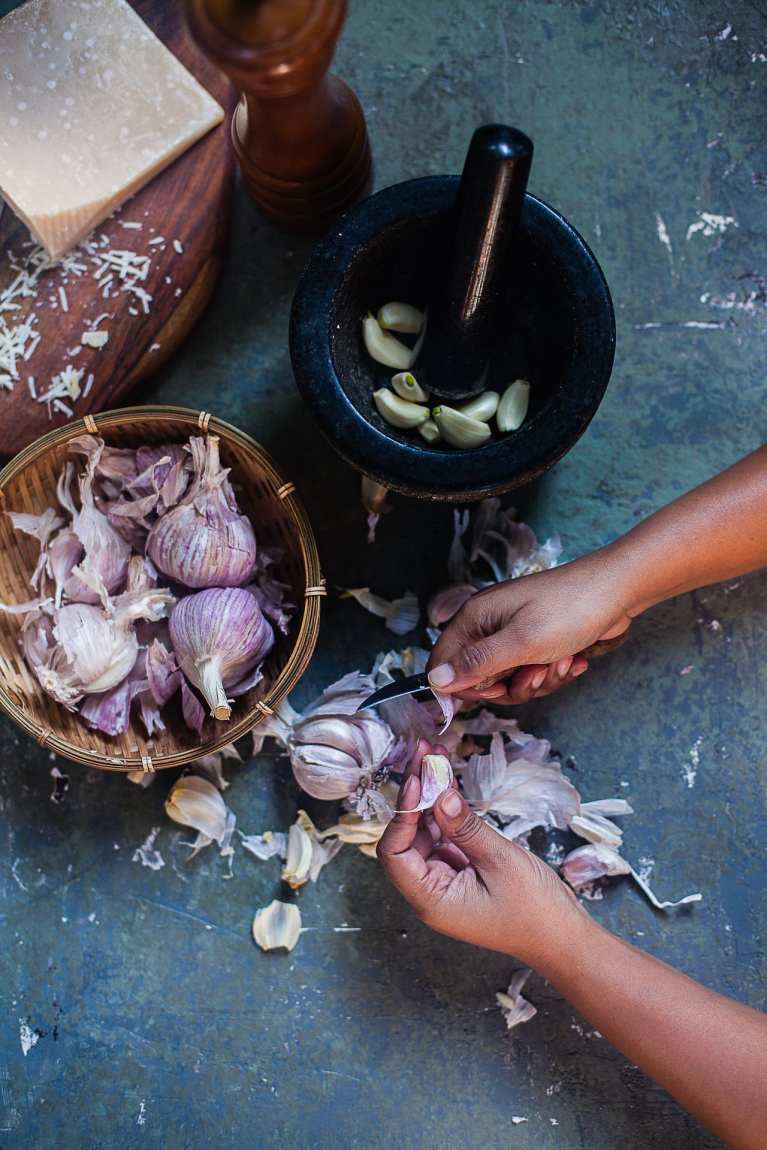 Garlic Parmesan Baked Chicken Wings   Playful Cooking #chicken #wings #baked #garlic