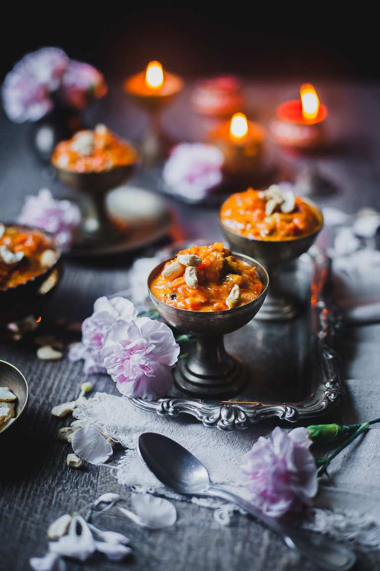 Gajar Halwa (Carrot Pudding) | Playful Cooking