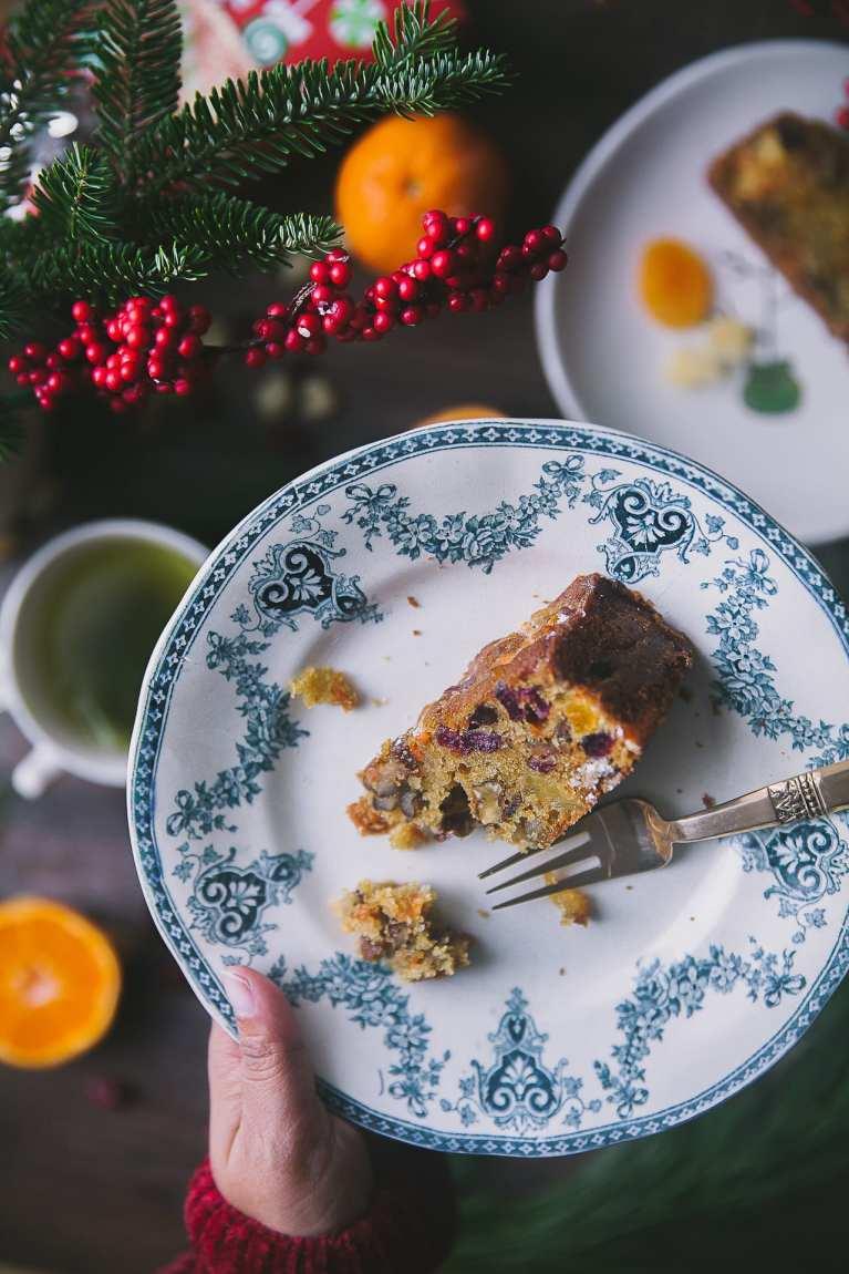 Holiday cake recipe