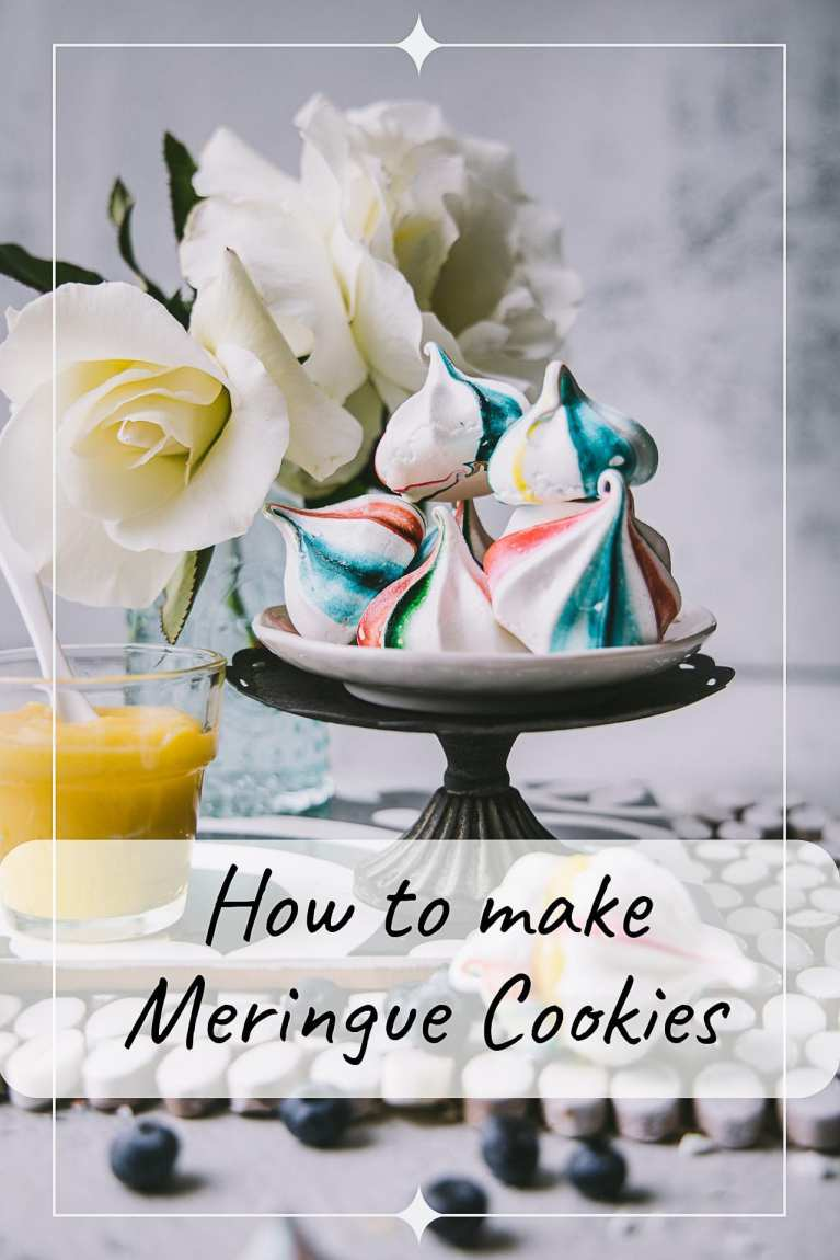 How to Make Meringue Cookies 6