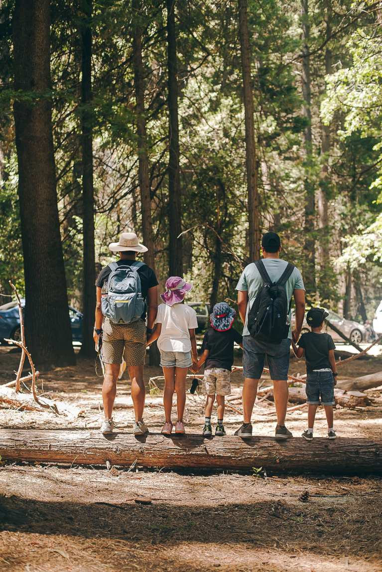 Camping in Yosemite 2019 13