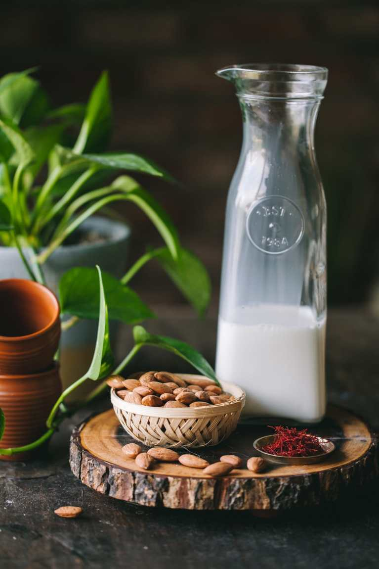 Badam Doodh | Playful Cooking #ad #RealMilkMoment #LoveWhatsReal #indiandrinks #badam #doodh #drinks #beverages #almondmilk #indian