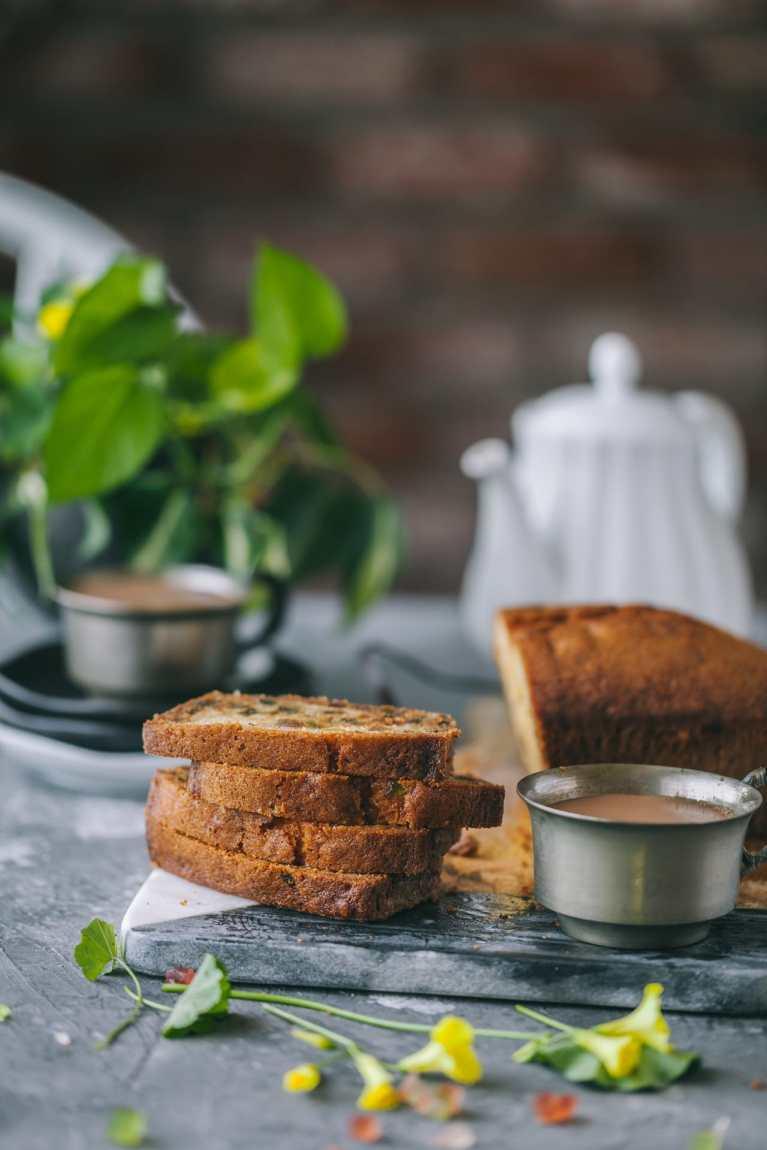 Food photography | Playful Cooking #cake #teatimecake #tuttifrutti #cake #loafcake #easycake #foodphotography #foodstyling