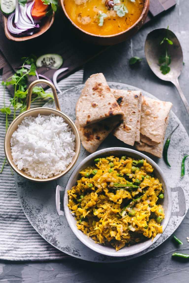 bengali cabbage stirfried 02