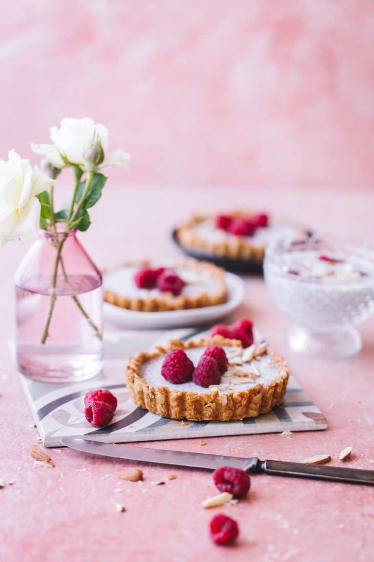 Granola Chia Pudding Tart 2