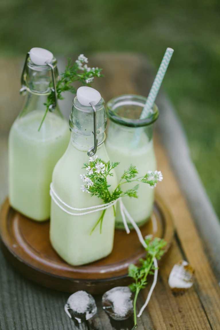Mattha (Indian Spiced Yogurt Drink) 1