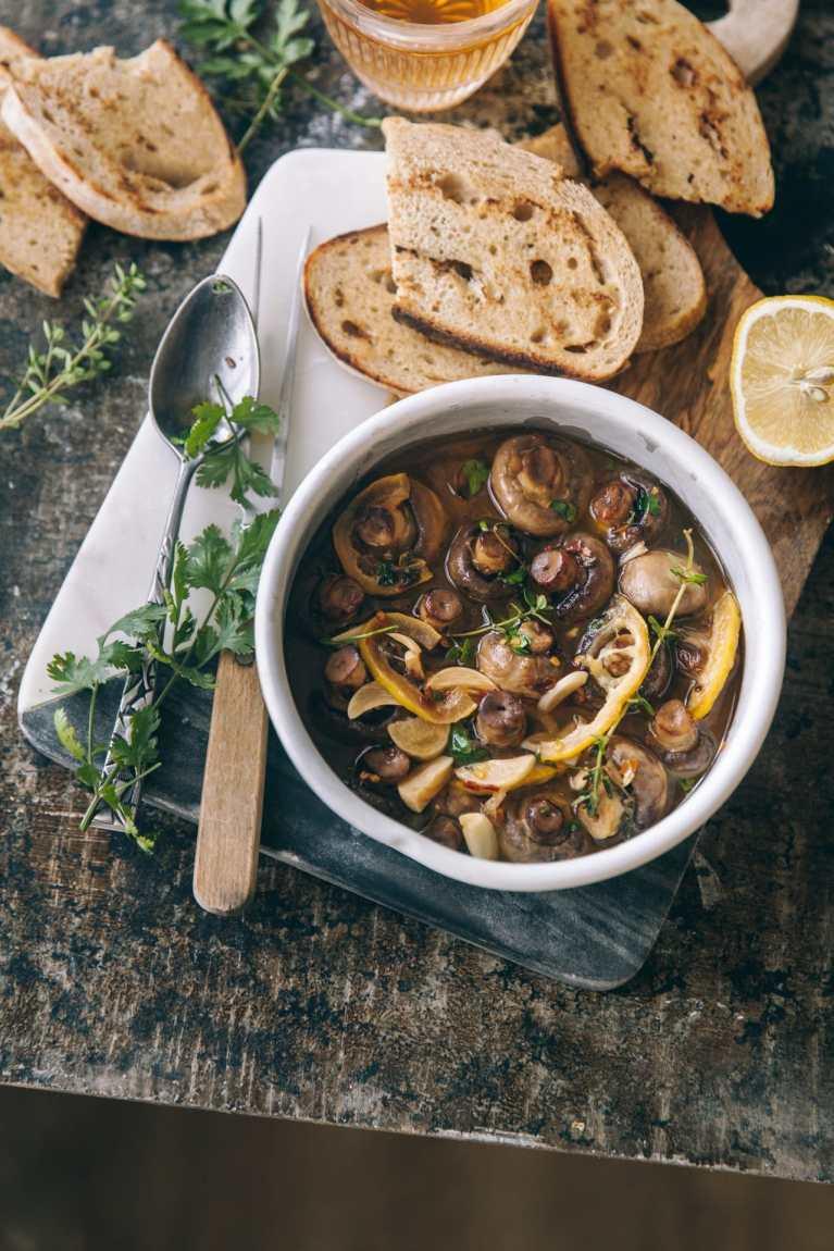 roasted garlic mushroom 01