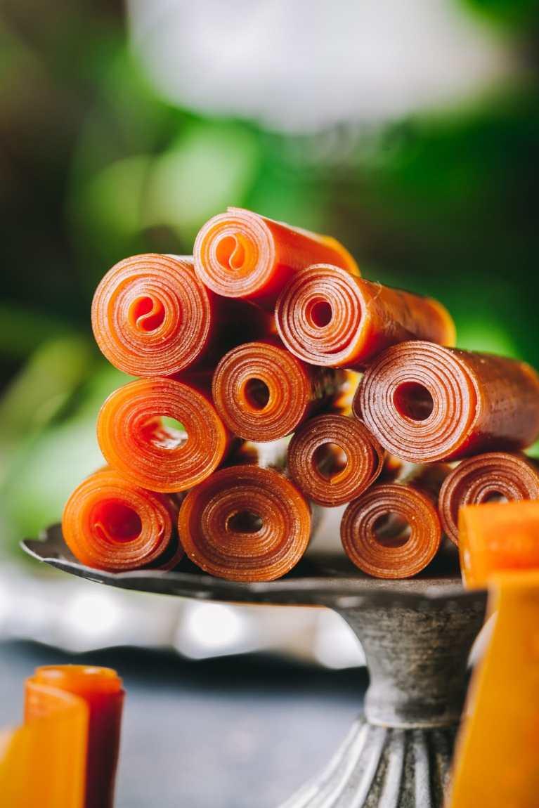 Aam Papad - Aamshotto (Mango Fruit Leather )