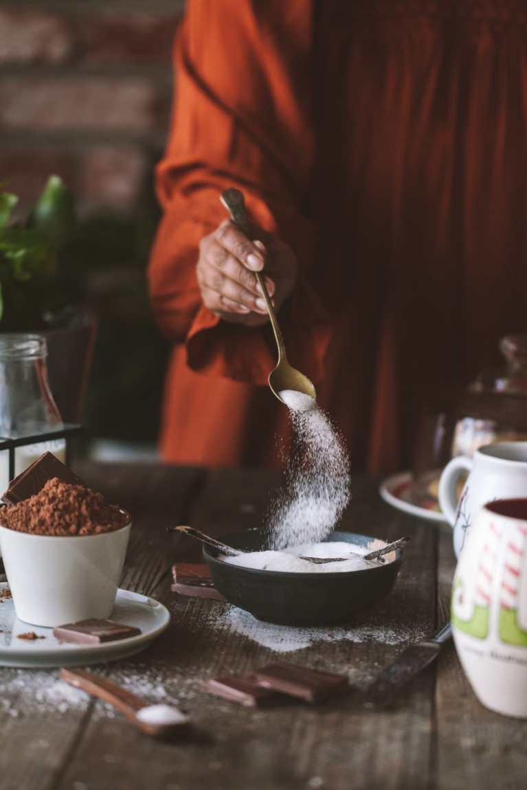 Have you tried Vanilla Sugar ?