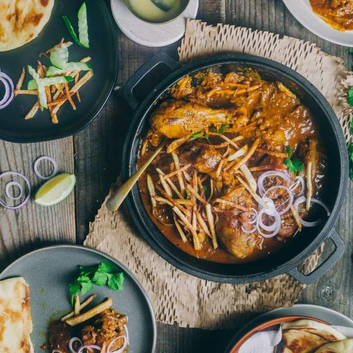 Chicken Salli