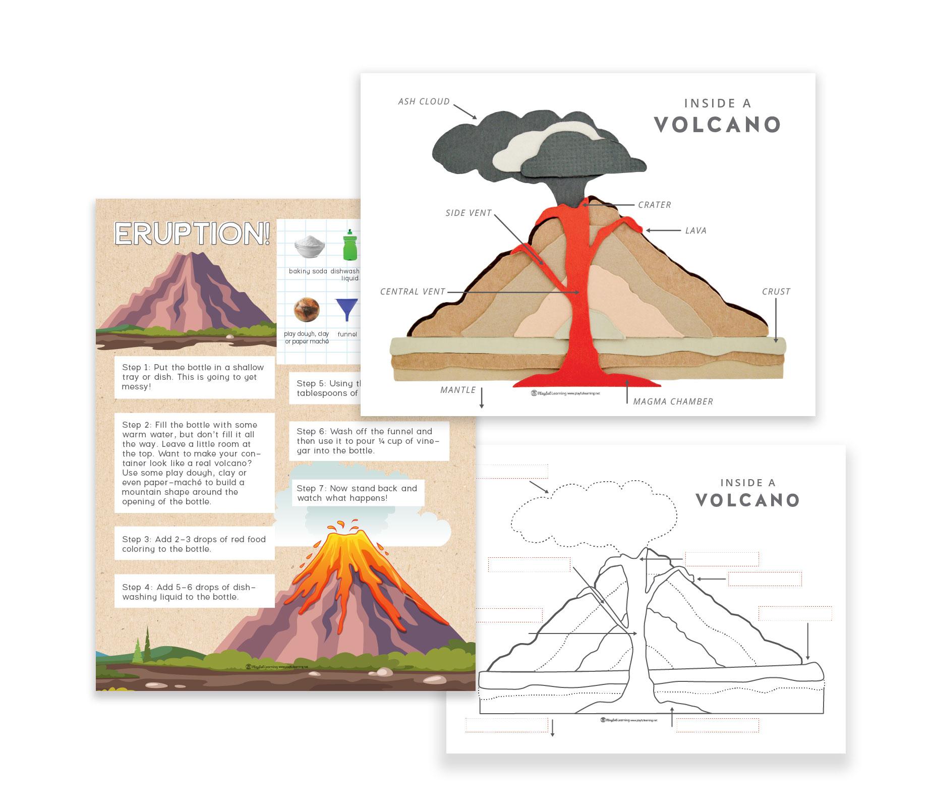 Earth Crust Diagram Worksheet S