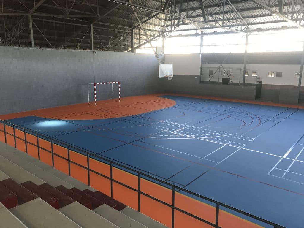 Gymnas indoor Casabona